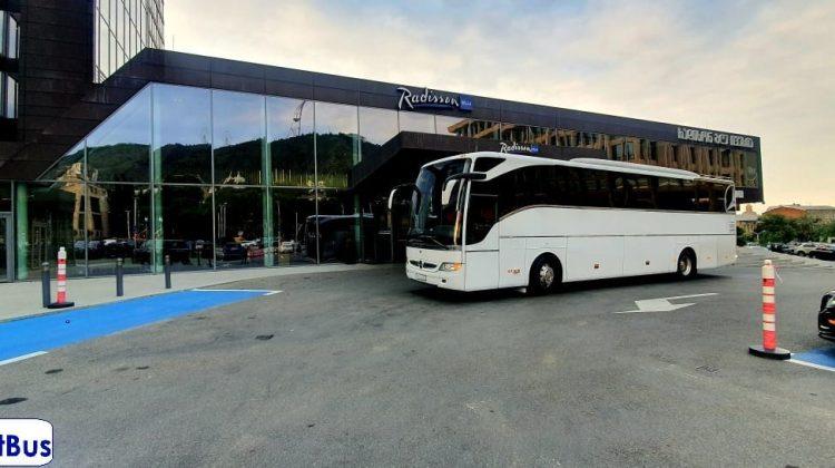Bus Rental in Georgia