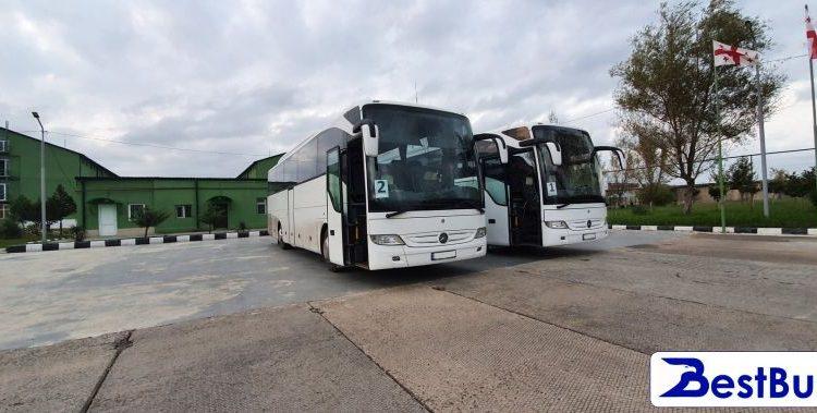 Charter Bus Rental Georgia