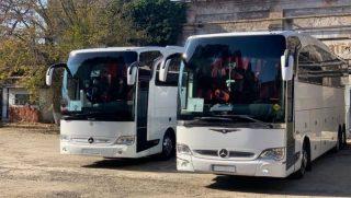 Georgia Bus Rental