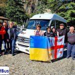Аренда микроавтобуса в Тбилиси