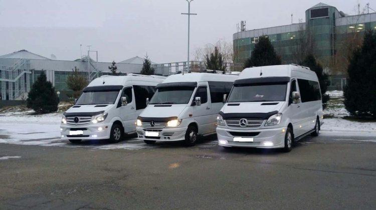 Аренда Микроавтобусов Городе Тбилиси